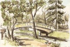 Kühnbrücke | 10x14 cm | 12 Euro