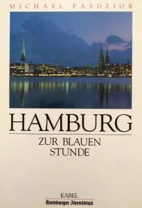 Hamburg zur blauen Stunden BILD